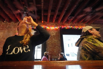 Shots for shots: Louisiana's vaccine take-up rate is so low that some New Orleans bars have been sponsored to offer free drinks to those who got their COVID vaccines.