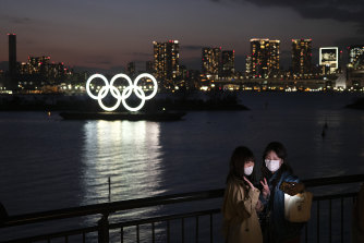 AOC boss John Coates insists there has been no discussion of further postponing the Tokyo Games.