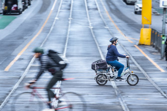 Cyclists to get cash incentives under proposed traffic-calming measures post-COVID.