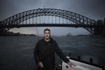 Fishing is more than just a hobby for ex-Giants forward Jeremy Cameron - it's a mental release from the grind of an AFL season.