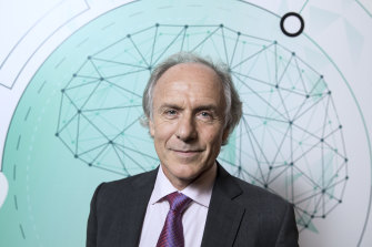 Former chief scientist Alan Finkel is now a special adviser on low-emissions technology.