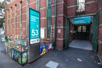 Cohealth Central City in Victoria Street, near the Queen Victoria Market, is the chosen site for the state's second medically supervised injecting facility.