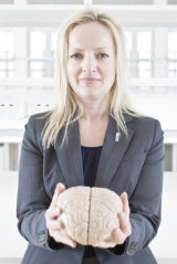 Professor Sharon Naismith heads CogSleep, a university centre investigating sleep in older people.