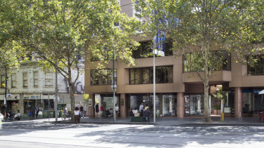 Shop 3 at 48 Bourke Street is for sale.