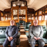 Welcome back, old friend: Twins help resurrect Red Rattler train