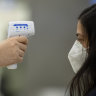 Workplace temperature checks not 'particularly sensitive' way to spot virus