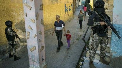 Venezuela 'death squads' kill young men and stage scenes: UN report