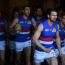 Improvement won't just happen for Bulldogs, warns Easton Wood