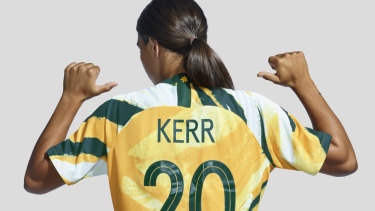 Dutch showdown: Sam Kerr and the Matildas are set to face the Netherlands in a pre-World Cup friendly.