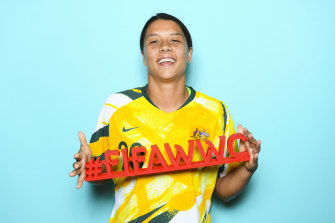 Sam Kerr and her Matildas teammates have become the driving force behind Australian football - on and off the field.