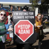 The Adani coal mine has been approved by the Queensland government.