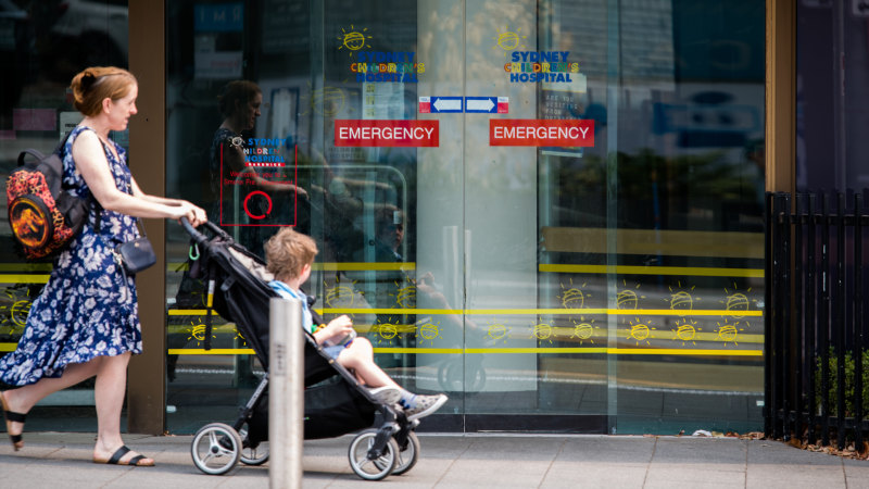 NSW 'will struggle to attract heart surgeons due to children's hospital indecision'