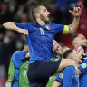 'Strength from darkness': How Italy inspired their community in Euro 2020