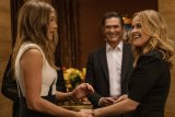 Jennifer Aniston, Billy Crudup and Reese Witherspoon in <i>Morning Wars</i>.