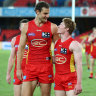Rowell's AFL dream continues for Suns