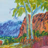 How the Australian landscape has inspired a new generation of artists
