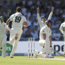 In an astonishing Ashes series, this was the zaniest day yet