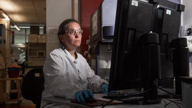 Professor Sarah Gilbert, Professor of vaccinology at Oxford.