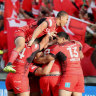 Tonga earn seeding in new-look Rugby League World Cup