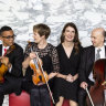 Seraphim Trio becomes a quartet to create outstanding chamber music