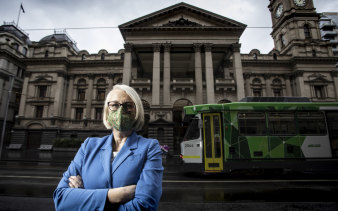Lord mayor Sally Capp has announced her Town Hall campaign team