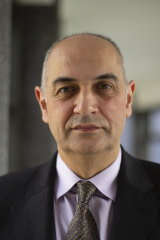 Professor Joseph Ibrahim