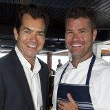 Restaurant tycoon Dave Evans alongside brother Pete fled Aspen for Whistler.