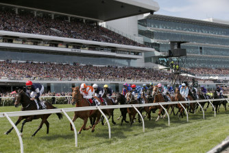 The VRC want the 2020 Melbourne Cup to be the race that starts a nation.