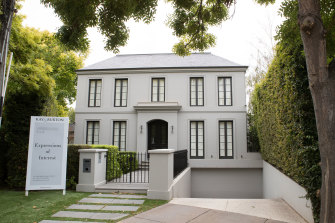 Celebrity chef George Calombaris is selling his Toorak home.