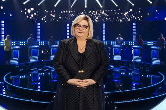 Magda Szubanski hosts The Weakest Link.