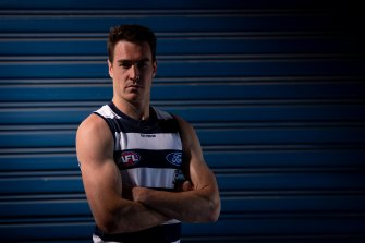 Jeremy Cameron has suffered a setback before even playing a game for the Cats.
