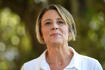 Labor's home affairs spokeswoman Senator Kristina Keneally sparked heated debate this week after calling for less migration post-pandemic.