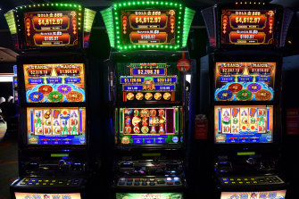 Poker machines have been shut in Australia for almost two months.