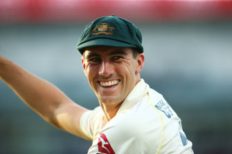 Pat Cummins was a bowling ironman for Australia in the World Cup and Ashes series.