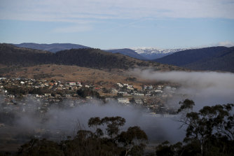 """There had been a """"high level detection"""" of the COVID-19 virus in the sewage in Jindabyne, NSW's Chief Health Officer said."""