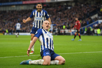 Aaron Mooy's transfer from the Premier League to Chinese club Shanghai SIPG was one that few in the Australian game saw coming.