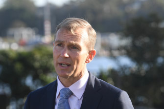 Planning Minister Rob Stokes told Parliament it is appropriate for MPs to make representations on behalf of their constituents.