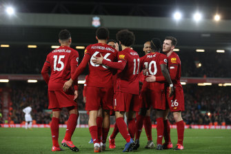 Liverpool deserve to be awarded the title, according to Tony Bloom.