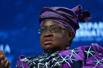 The WTO is expected to announce a meeting to confirm the appointment of Ngozi Okonjo-Iweala within a matter of days.