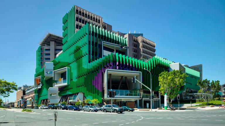 The boy was in Lady Cilento Children's Hospital in Brisbane.