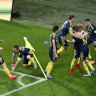 Russian soccer team has 42 players ruled out, forced to play anyway