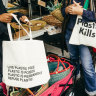 Banning plastic bags is a start but it's still not enough