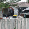 Man found dead after fire rips through hoarder's Carnegie home