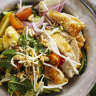 Neil Perry's Roast chicken summer salad