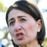 Young Liberals back Berejiklian's handling of abortion bill