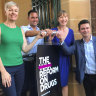 MPs from across the political divide push Berejiklian on pill testing