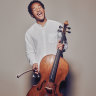 From the royal wedding to the world stage, meet virtuoso cellist Sheku Kanneh-Mason