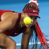 Strings attached: Osaka striving to balance activism, inner peace and tennis