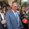 Jockeys did not cooperate with police, says informant in Weir case