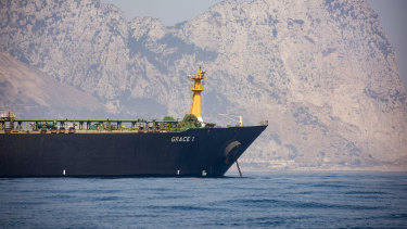 The US had lodged a last-minute appeal to block the vessel's release.